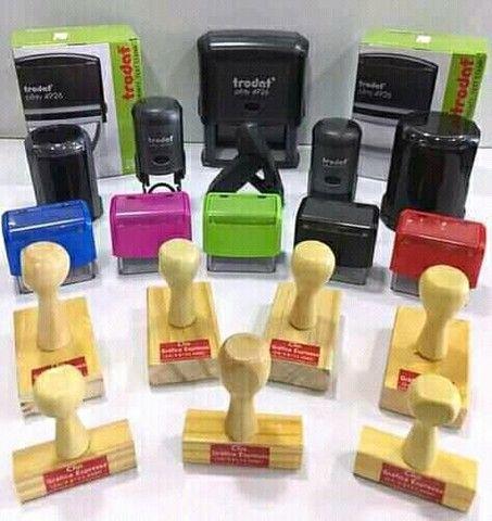 Olx acessórios para tipo carimbo - Foto 2