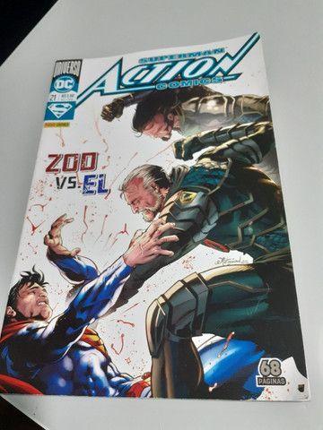 Revistas Marvel e DC - Foto 2