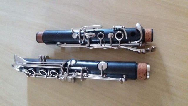 Clarinete Profissional de madeira - Foto 5
