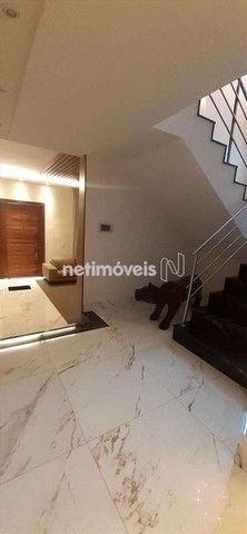 Casa à venda com 4 dormitórios em Garças, Belo horizonte cod:443481 - Foto 9