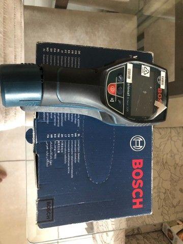 Scanner Detector De Materiais Bosch D-tect 120