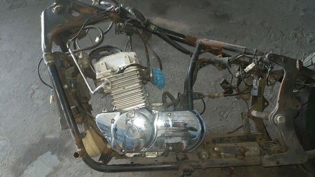 motor completo ghost spyder 300 cc - Foto 9