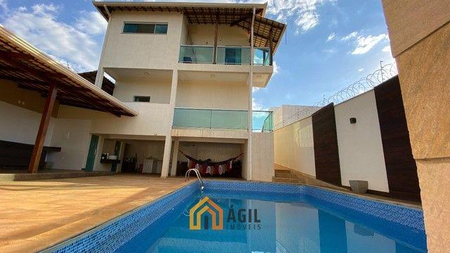 Casa à venda, 3 quartos, 1 suíte, 2 vagas, Residencial Ouro Velho - Igarapé/MG