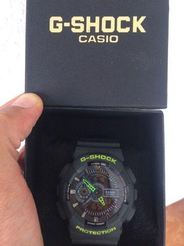 Relógio Casio G-Shock GA-110 A prova d?água  - Foto 2