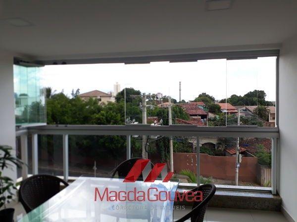 Apartamento com 3 quartos no EDF. ARBORETTO - Bairro Goiabeiras em Cuiabá - Foto 8