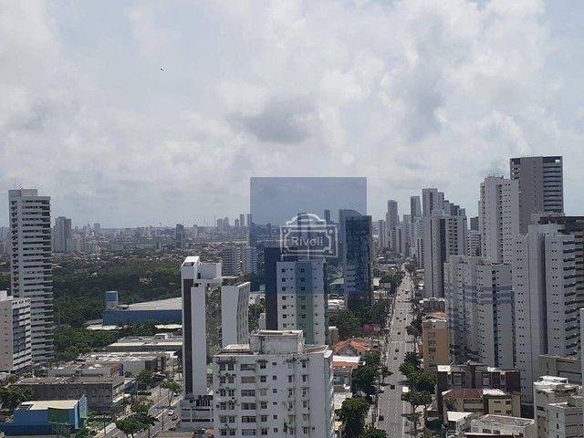 Apartamento com 1 dormitório para alugar, 40 m² por R$ 2.000/mês - Boa Viagem - Recife/PE - Foto 6