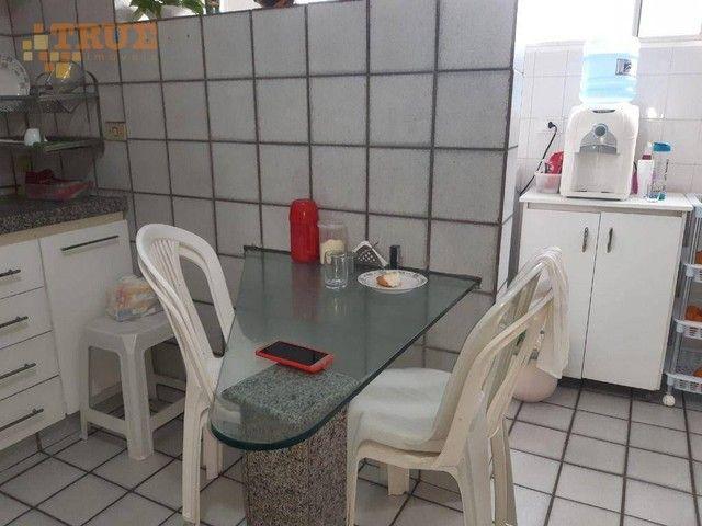 Apartamento com 4 quartos, 143 m² por R$ 780.000 - Espinheiro - Recife/PE - Foto 5