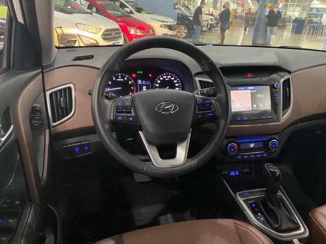 Hyundai Creta 2.0 16v Flex Prestige Automático - Foto 17