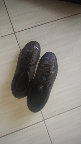 Chuteira Nike Seminova tamanho 41 - Foto 2