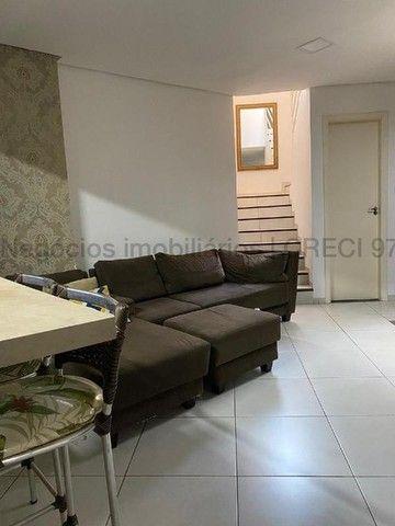 Sobrado em condomínio à venda, 2 quartos, 1 suíte, São Francisco - Campo Grande/MS - Foto 4