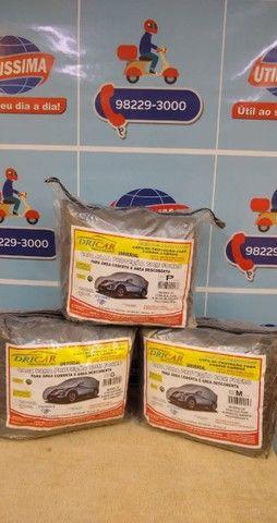Capa para cobrir carro P ,M e G ? Entrega grátis  - Foto 2
