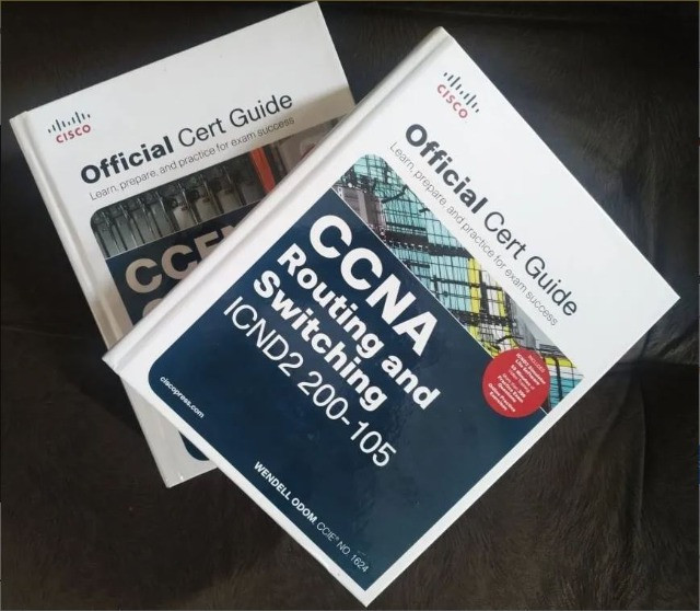 Kit Ccna Routing And Switching 200-125