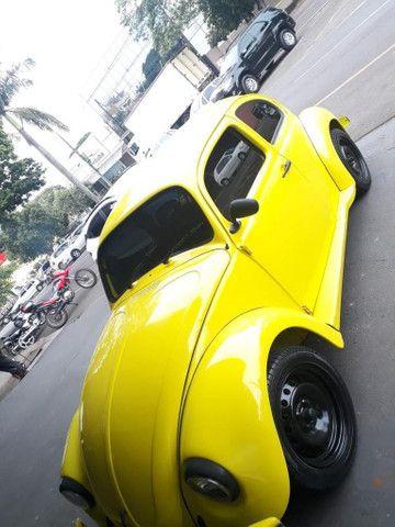 Fusca 1.300 Amarelo