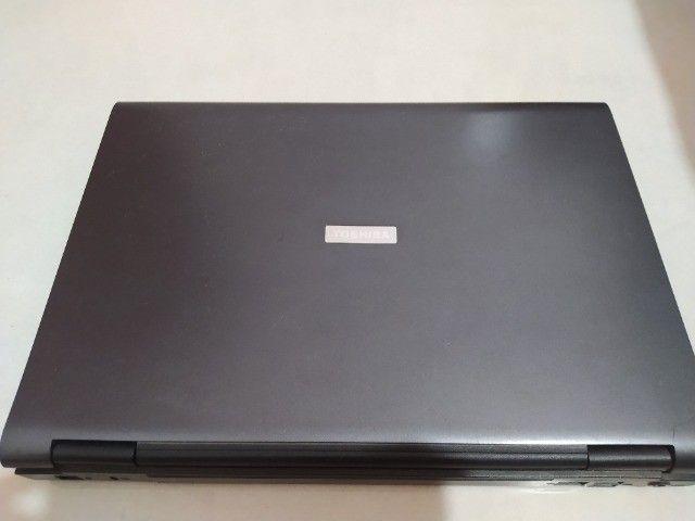 Notebook Toshiba (Não funciona) - Foto 2