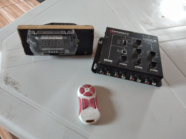 Vendo ou troco por radio com Bluetooth