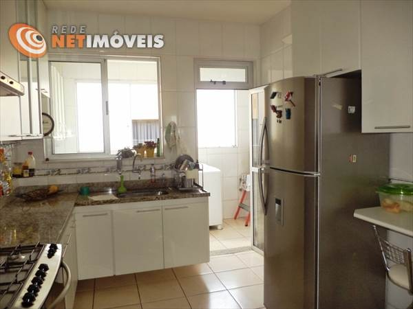 Apartamento à venda com 4 dormitórios em Castelo, Belo horizonte cod:465894 - Foto 17