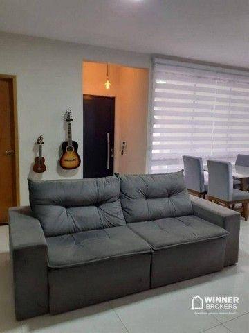 Casa com 2 dormitórios à venda, 85 m² por R$ 295.000,00 - Jardim Paulista - Maringá/PR - Foto 9