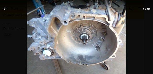 Caixa de câmbio hidraulica Hyundai tucson e outros 2.0 - Foto 4
