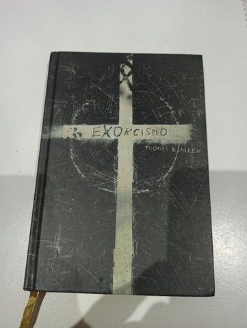 Livro Exorcismo