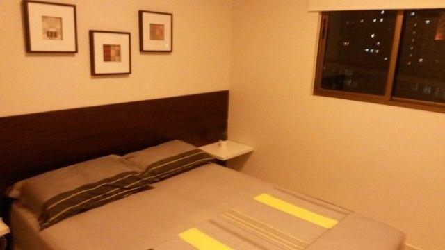 RB 075 Porteira Fechada -2 quartos 1 suite 55m² -Totalmente Mobiliado -Conselheiro Aguia