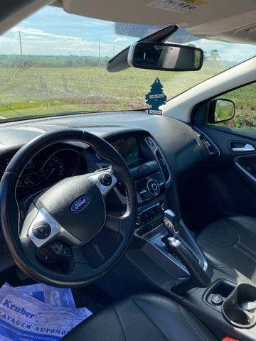 Ford Focus Teto Solar 2.0 Titanium Plus Sedan 16V Flex 4P PowerShift - Foto 8
