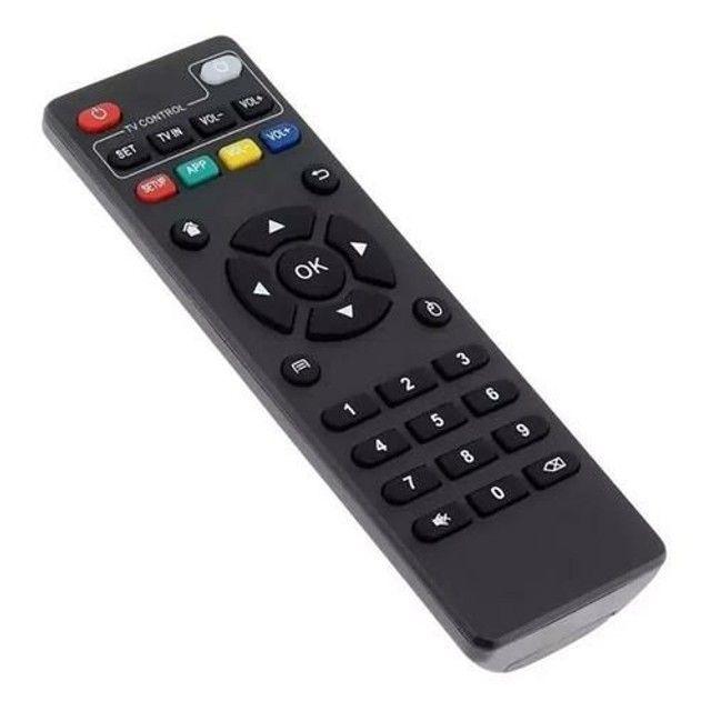 Controle Remoto da TV Box