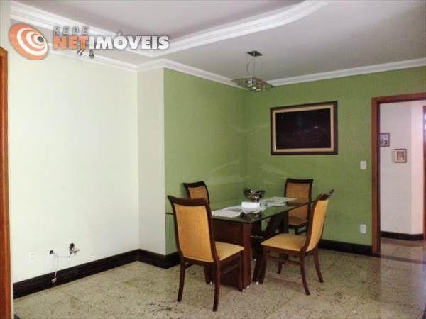 Apartamento à venda com 4 dormitórios em Castelo, Belo horizonte cod:465894 - Foto 4