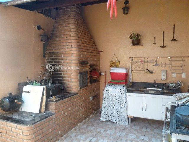Casa à venda com 3 dormitórios em Castelo, Belo horizonte cod:54522 - Foto 3