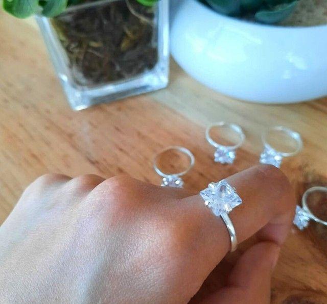 Anéis prata 925 - Foto 5