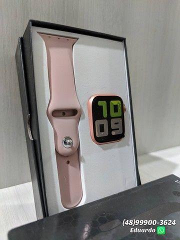 Relógio Smartwach X7 Sport Faz Recebe Ligações Ios Android