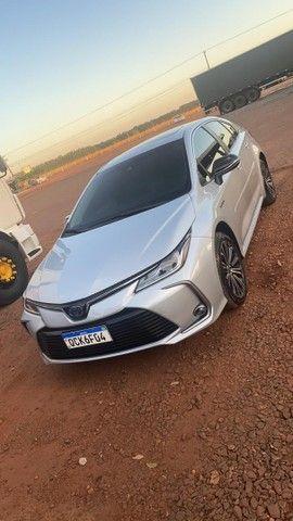 Corolla Altis Premium Híbrido 2021 - Foto 2