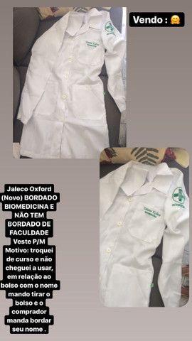 Jaleco biomedicina  - Foto 6