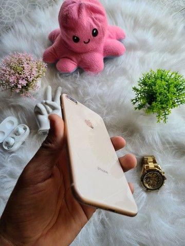 iPhone 8 Plus Gold rosê  - Foto 3