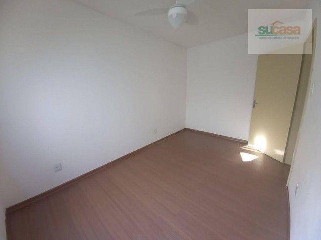 Apartamento com 2 dormitórios para alugar, 85 m² por R$ 800/mês - Rua Andrade Neves- Centr - Foto 8