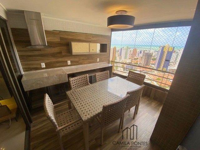 Apartamento à venda, 3 suítes, 164m², por 800 mil - Manaíra - João Pessoa-PB - Foto 4