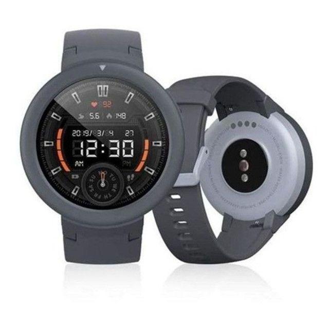 Pronta Entrega Relógio Smartwatch Inteligente Amazfit Verge Lite A1818 Gps - Foto 3