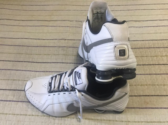 Tênis Nike shox Junior - Tamanho 41 - Foto 2