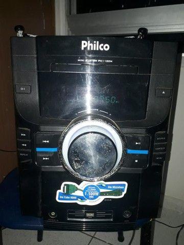 Som Philco 1100 rms  - Foto 3