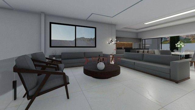 Sobrado com 4 dormitórios à venda, 615 m² por R$ 1.899.000,00 - Condomínio do Lago - Goiân - Foto 8