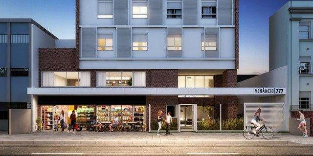 Apartamento à venda com 1 dormitórios em Bom fim, Porto alegre cod:RG4211 - Foto 3