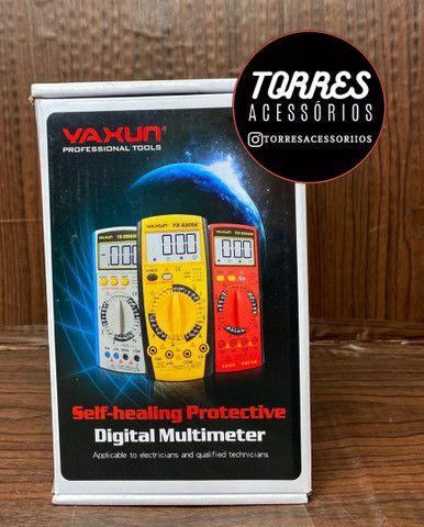 Multímetro Digital e Capacímetro Multilaser  - Foto 3
