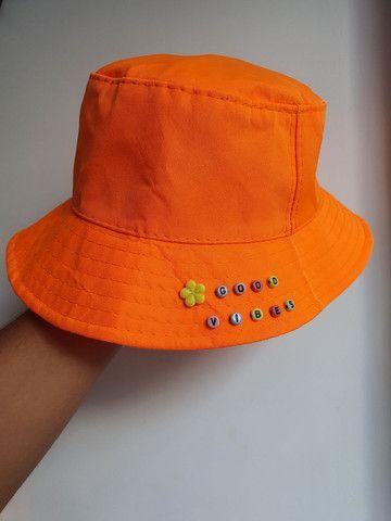Buckets (chapéu pescador)