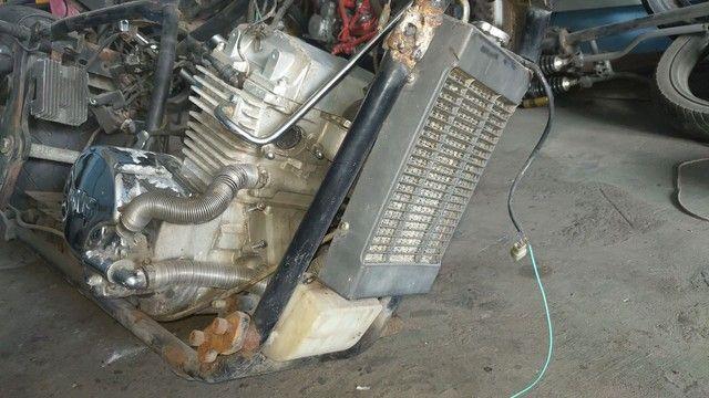 motor completo ghost spyder 300 cc - Foto 3