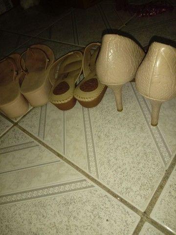 Peças para bazar bijuterias sapatos e roupas - Foto 3