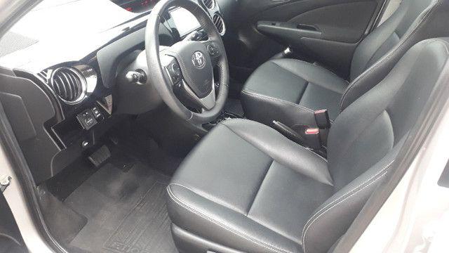Toyota Etios Sedan XLS automático - Foto 8