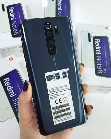 Xiaomi Redmi Note 8 Pro 10X S/Juros 128GB/6Ram/1 Ano de Garantia/MediaTek Helio G90T/64MP - Foto 2