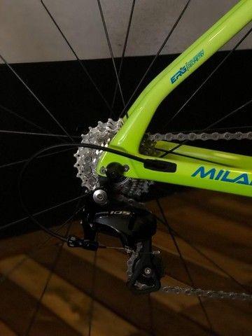 Bicicleta Tropix Milan Carbon Shimano 105 Tam: M - Foto 3