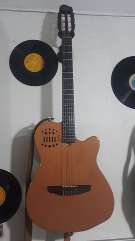 Violão GODIN  ACS SLIM ZERADO