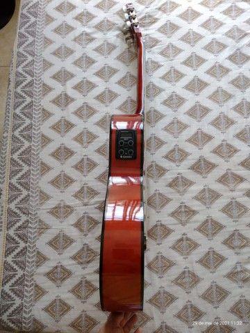 Violão, usado apenas 2 vezes  - Foto 5