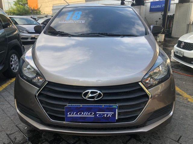 Hyundai hb20 1.0 comfort 2018 todo revisado